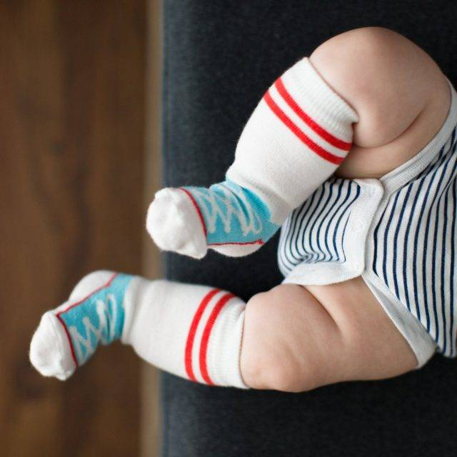Socks for babies: what you should keep in mind