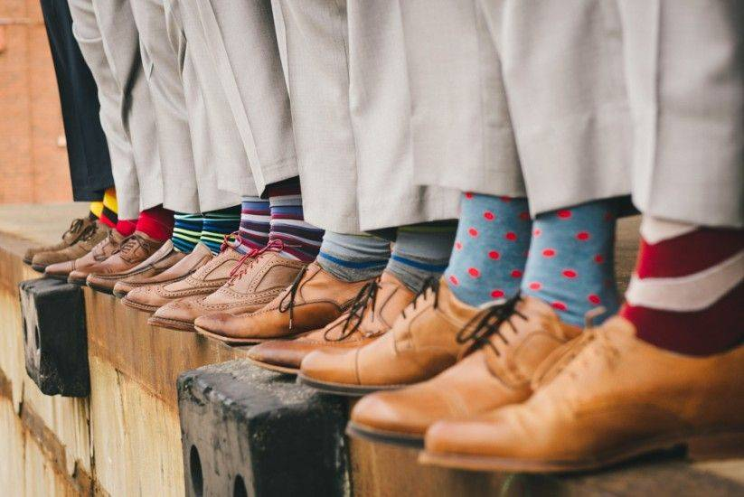 How to choose men's socks